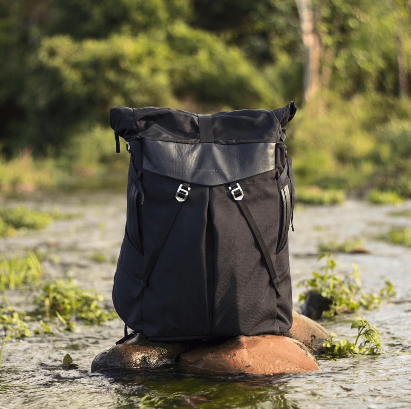 【動画まとめ】Indiegogoで支援したSpeed Backpackの素晴らしさを伝えたい!