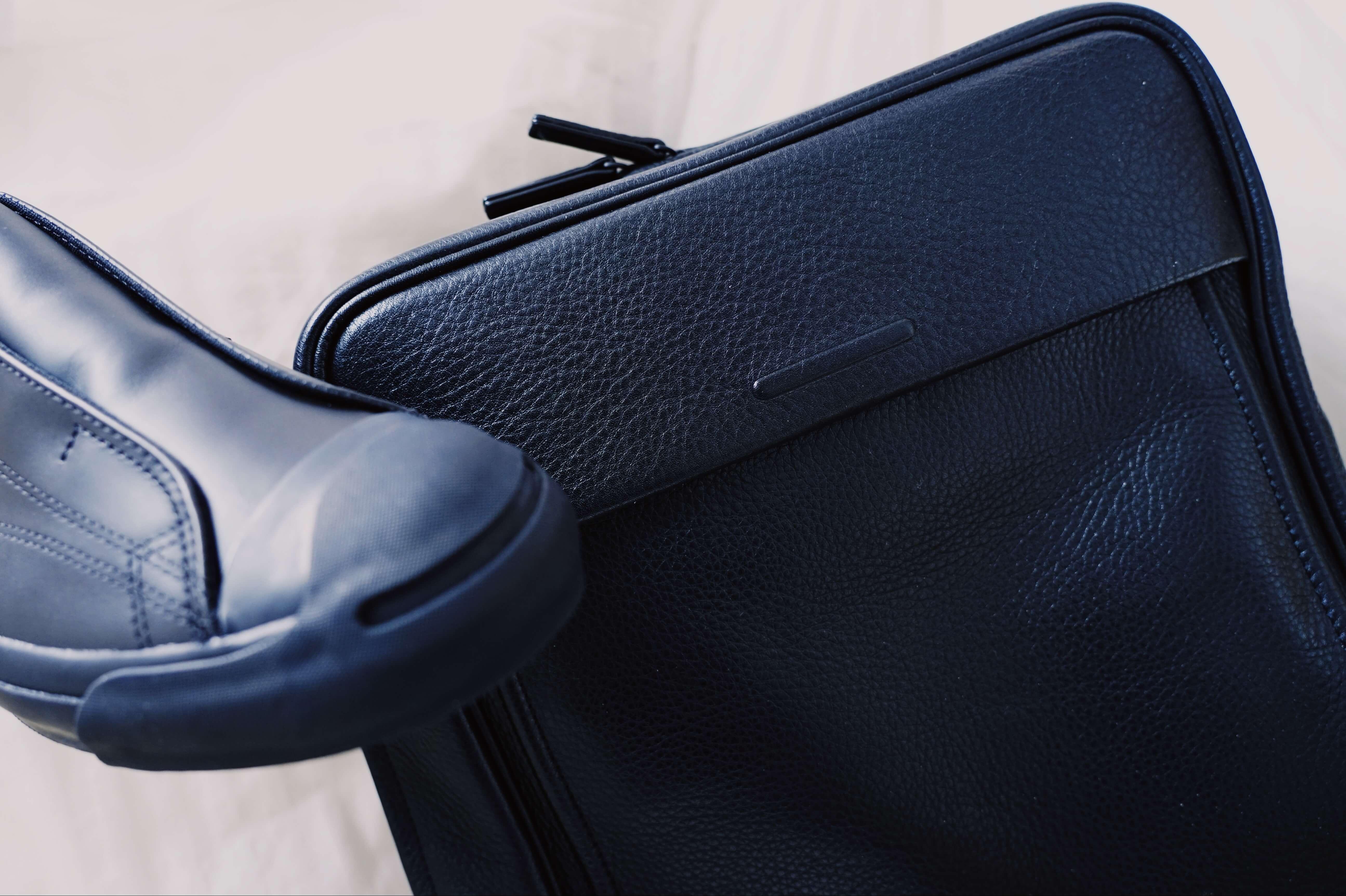 objcts.io の Moore Soft Backpack を買ったら、ジャックパーセルも買っていた話。